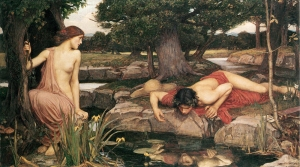 Eco y Narciso (1903), John William Waterhouse