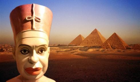 CFK-Egiptóloga